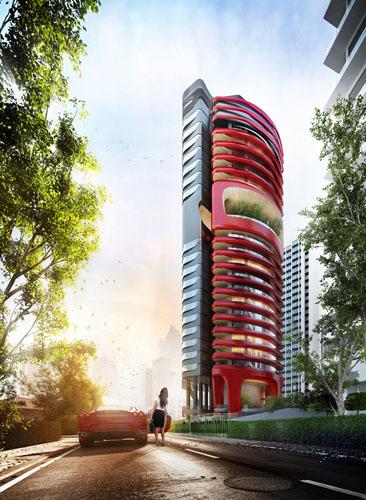 Pininfarina un condominio da sogno casa design for Costruttori domestici del nordovest pacifico