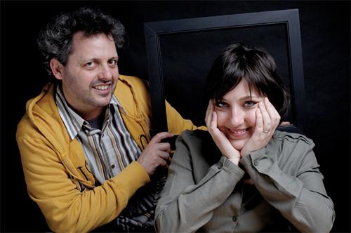 Gabriele Pardi e Laura Fiaschi formano Gumdesign. Tra i loro clienti: Bormioli Rocco, De Castelli e Martinelli Luce