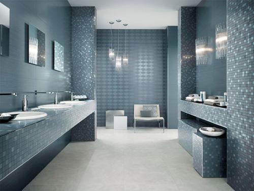 il bagno si rifà il look - casa & design - Bagni Con Mutina