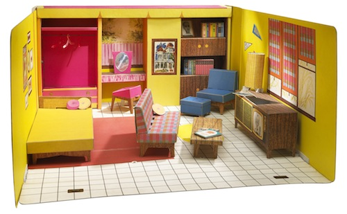 Mobili Per Casa Delle Bambole Fai Da Te : A casa diu barbie casa design