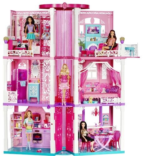 A casa di barbie casa design for Design casa dei sogni online