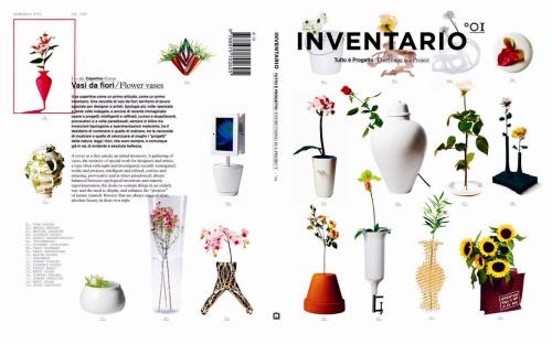 <STRONG>Inventario, rivista</STRONG><BR>Designer: Beppe Finessi (direttore), Artemio Croatto (art director)<BR>Aziende: Foscarini (promotore), Corraini Edizioni (editore)