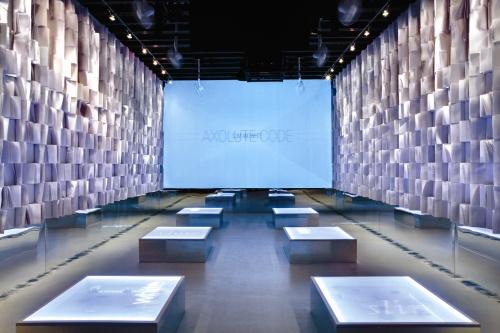 L'installazione <STRONG>Slim and White Axolute Code<BR></STRONG>Designer: Migliore+Servetto Architetti Associati<BR>Azienda: BTicino
