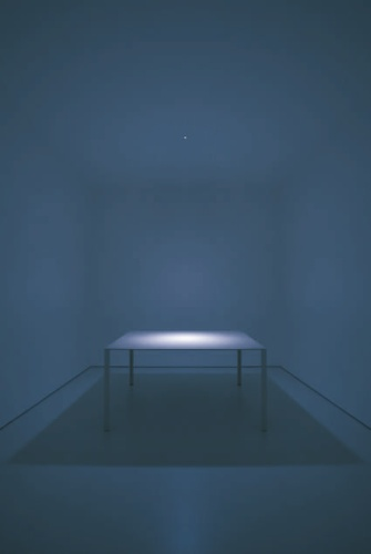 <STRONG>Nulla, la luce priva di lampada<BR></STRONG>Designer: Davide Groppi<BR>Azienda: Davide Groppi