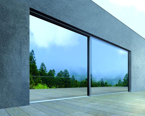 Vedo non vedo la porta invisibile casa design - La casa con le finestre che ridono ...
