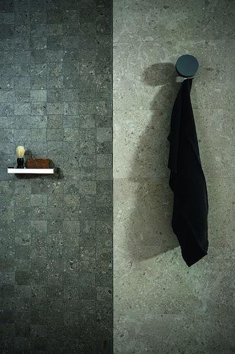 Mystone disponibile in tanti formati, per rivestimenti orizzontali, e perché no, anche come elemento decorativo a parete