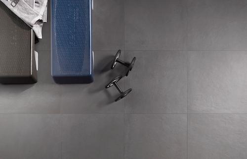 Morbida, la texture di Lea Ceramica pensata per i grandi ambienti architettonici come le case dei privati
