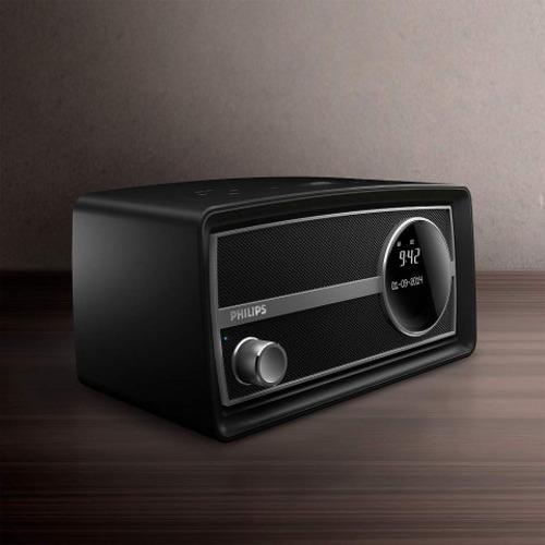 Philips OR2300B è una radio digitale che unisce modernità allo stile più classico