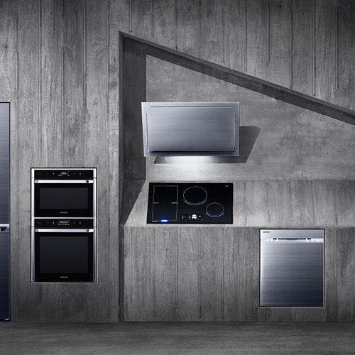 Una cucina della Chef Collection di Samsung