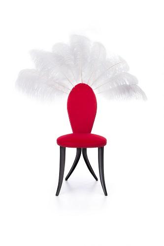 Studio65, Moulin Rouge, seduta, 2013, ©Stefano Ferroni