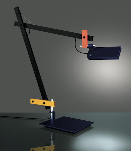La lampada Lotek di Artemide