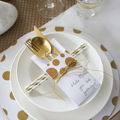 La tavola delle feste casa design - Decorazioni tavola capodanno fai da te ...