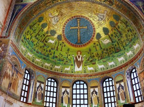 Ravenna, la città gioiello dei mosaici bizantini, 3 posto, 2.000 euro al metro quadro e un terzo della popolazione tutta di single;