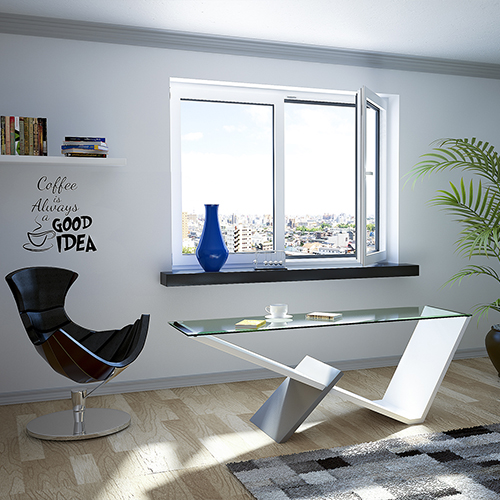 1. Nuove vedute: finestre di nuova generazione, come Duoline di Drutex
