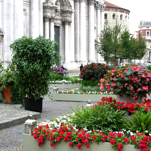 10 mete in fiore casa design for Mostre mercato fiori 2017