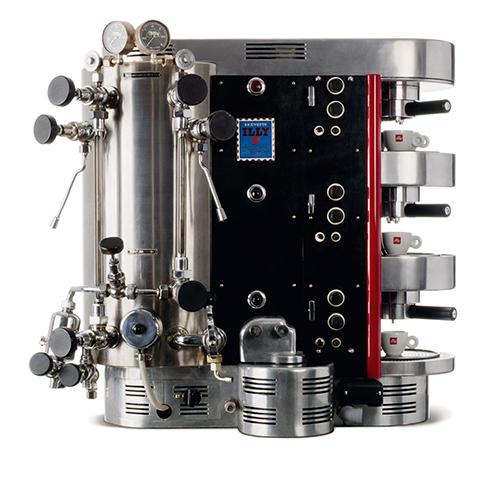 ... Illetta: Progettata Dal Fondatore Ernesto Illy Nel 1935, è La  Progenitrice Delle Attuali Macchine