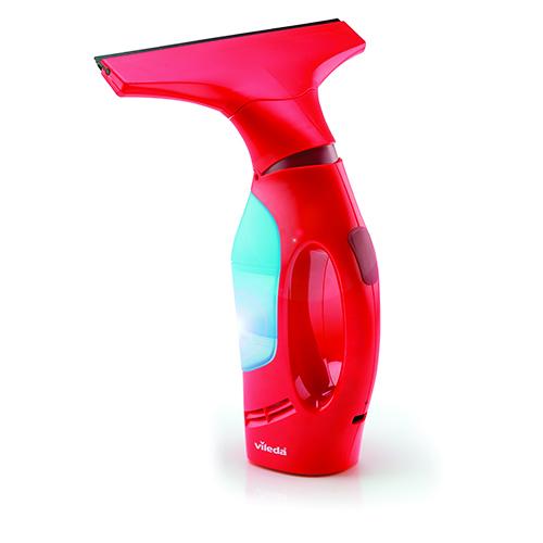 Vileda Windo matic: aspiragocce elettrico per la  pulizia di vetri, specchi e finestre (59,99 euro)