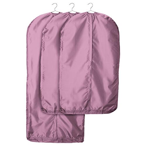 Per proteggere dalla polvere giacche e cappotti, Skubb di Ikea (3 custodie 9,99 euro)