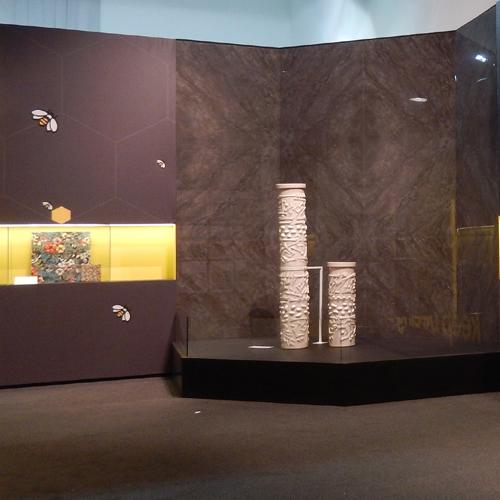 """Coperativa Ceramica Imola è presente a Milano con la mostra """"La Ceramica dopo la Ceramica: Cooperativa Ceramica d'imola, 1874-2016"""", presso il Palazzo della Permanente"""