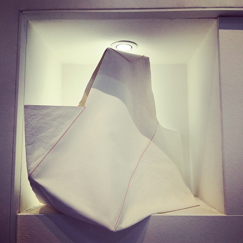 Una borsa del Wasica Project