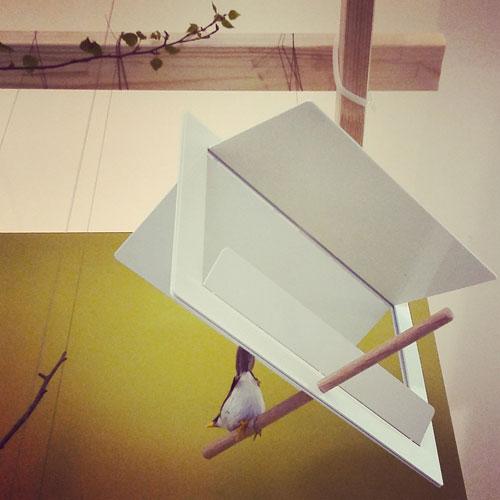 """Le casette di Olaf Riedel, per uccellini dai gusti molto chiari e precisi<style type=""""text/css"""">P { margin-bottom: 0.21cm; Le casette per uccelli dai gusti molto chiari e precisi di Olaf Riedel   </style>"""