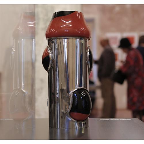 Il vaso Venini di Alessandro Mendini per Alessi