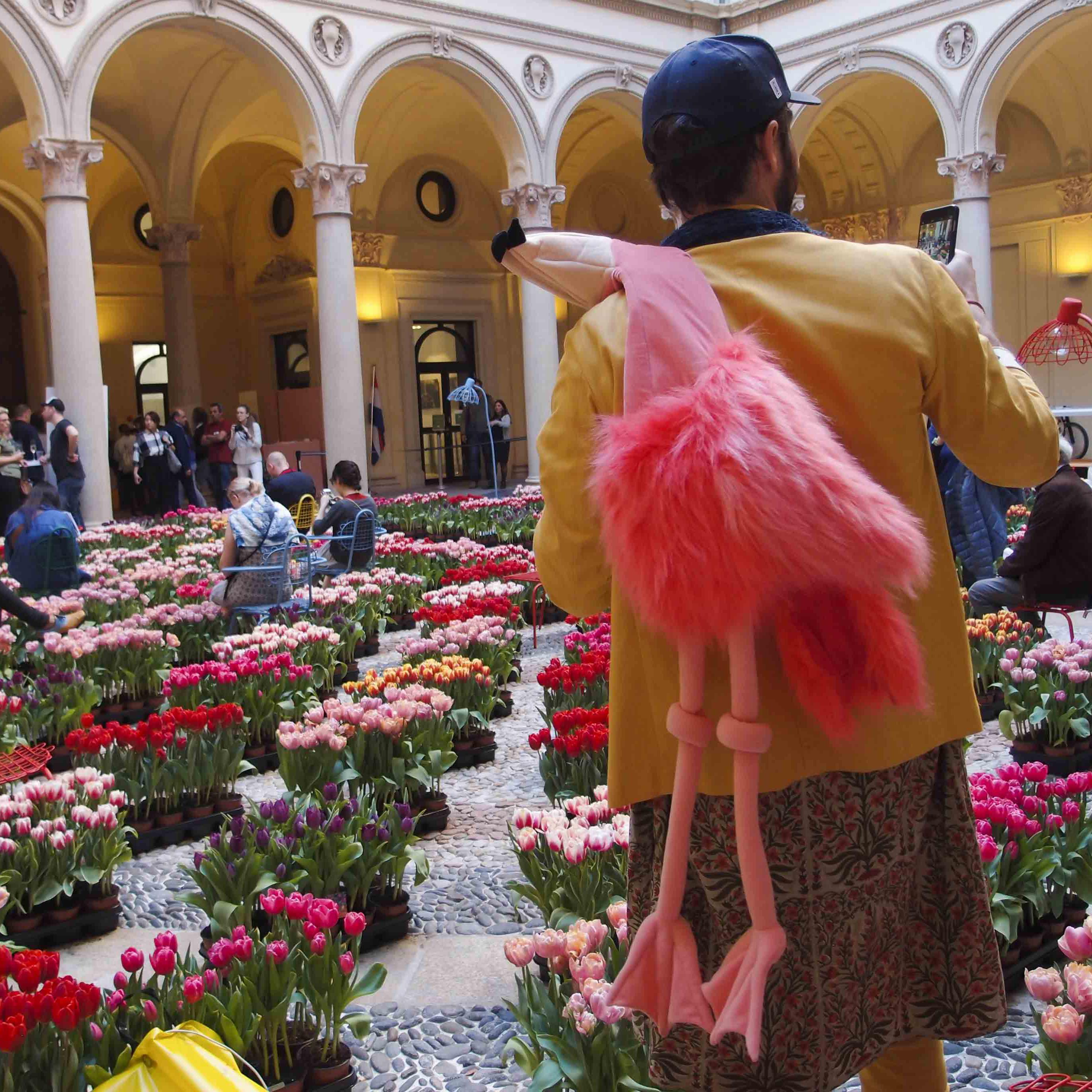 Masterly, The Dutch in Milan: la corte di Palazzo Turati (fotografie di Fabrizio Filosa)