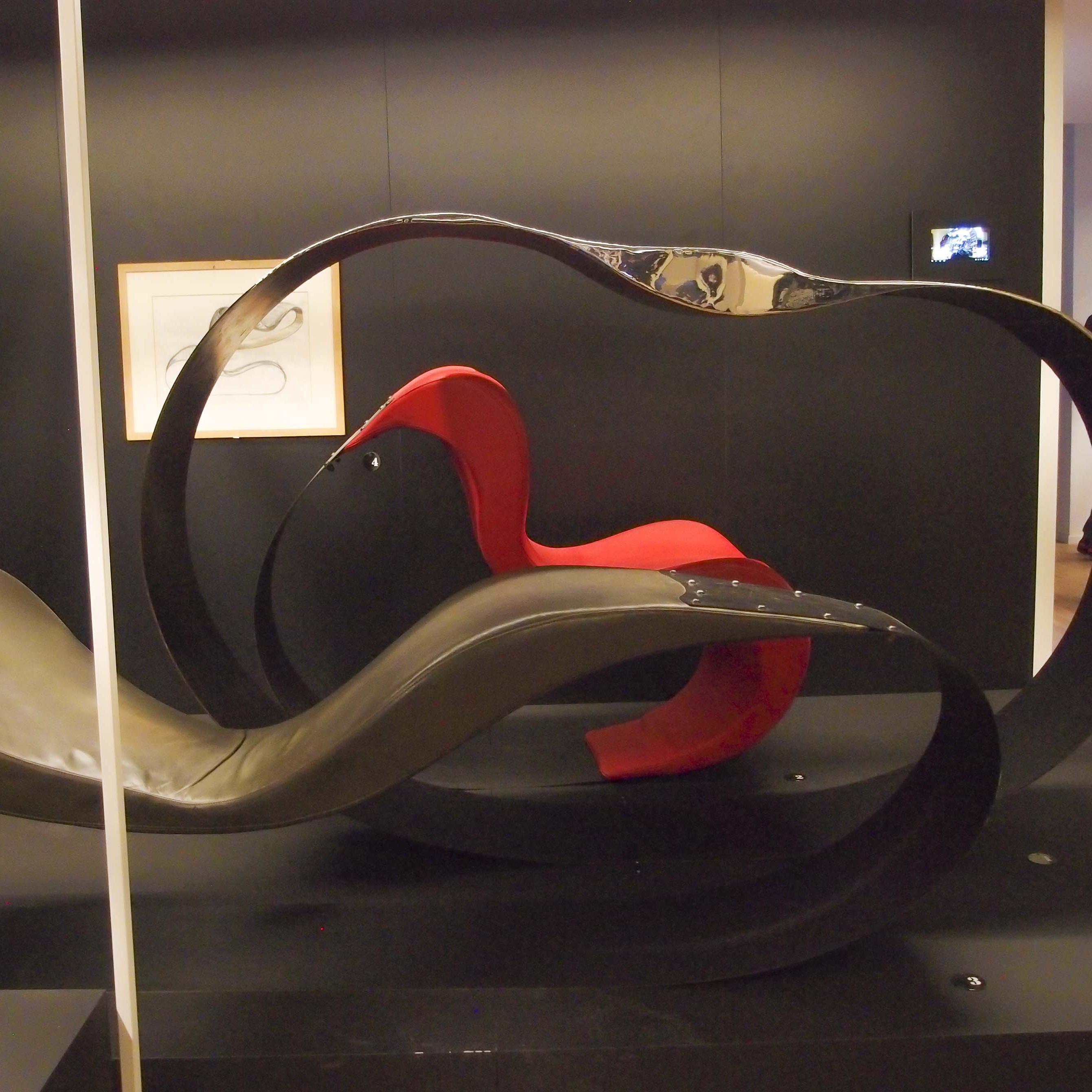 Moroso, Spring to Mind: studi e prototipi di Ron Arad