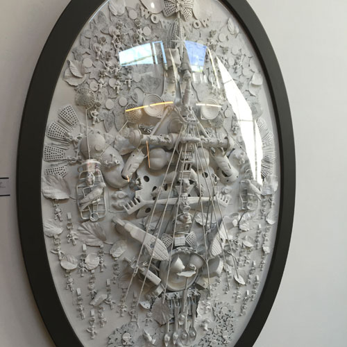 """""""Medallions"""" di Carina Wagenaar"""