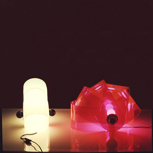 Gherpe, Poltronova, 1967, lampada (foto C. Toraldo di Francia)