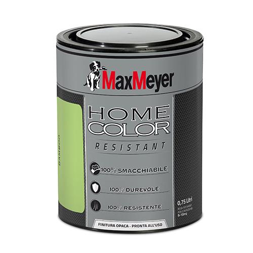 Home Color è disponibile  nel formato 2,5 litri a euro 29,90 e nel formato 0,75 litri a euro 12,90