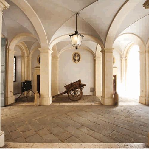 Palazzo Sergardi nel centro storico di Siena