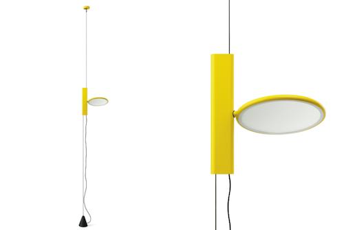 OK, categoria Design per l'abitare, progettata da Konstantin Grcic e prodotta da Flos   Compasso d'Oro per un oggetto che propone l'evoluzione di un'icona conservandone la tradizionale eleganza