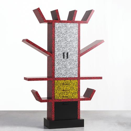 Sottsass, Casablanca (1981), collezione permanente presso il Museo del design 1880-1980 a Milano