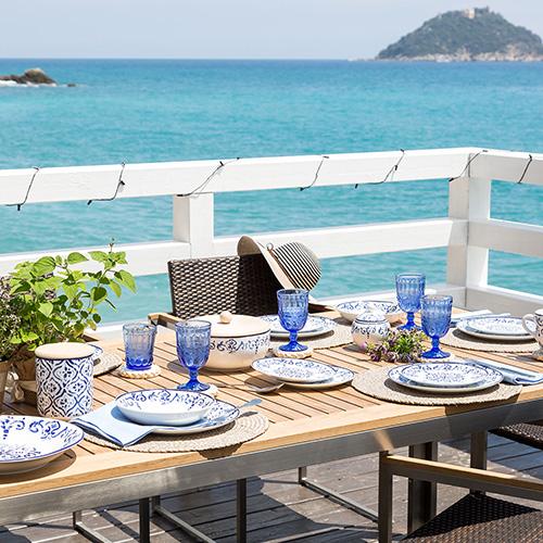 Il mare a tavola casa design - Il mare in tavola ...