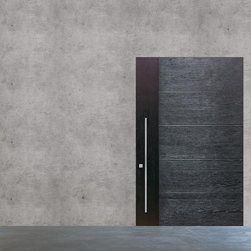La porta blindata Sleek, brevettata da Dierre, sarà in commercio da settembre 2016