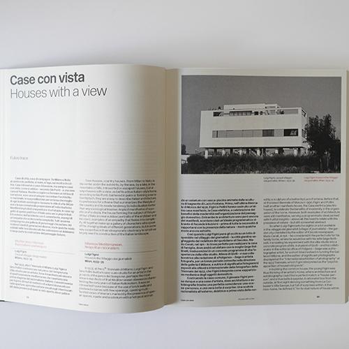 Il volume è arricchito da numerosi contributi critici sul tema dell'architettura d'interni