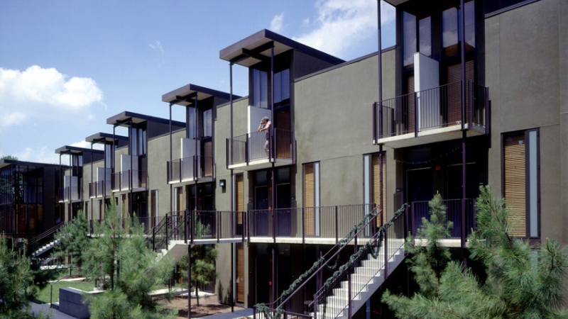 Willow Street Residence Hall
