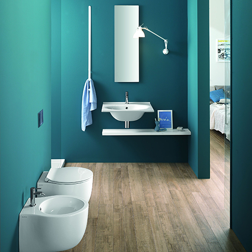 Bagno piccolo le soluzioni salvaspazio casa design - Dimensioni sanitari bagno piccoli ...