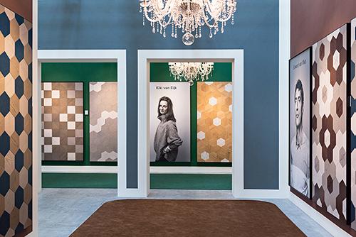 I decori floreali dell'olandese Kiki Van Eijk e la nuova Wood Collection di Edward Van Vliet