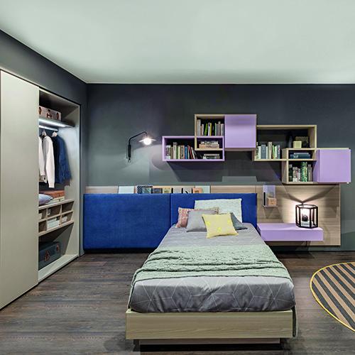 Come progettare una cameretta che cresce casa design - Foto delle camerette ...