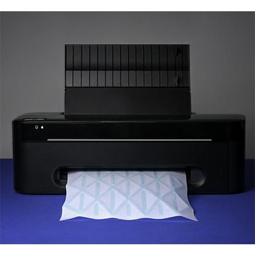 La stampante ad acqua di Christophe Guberan