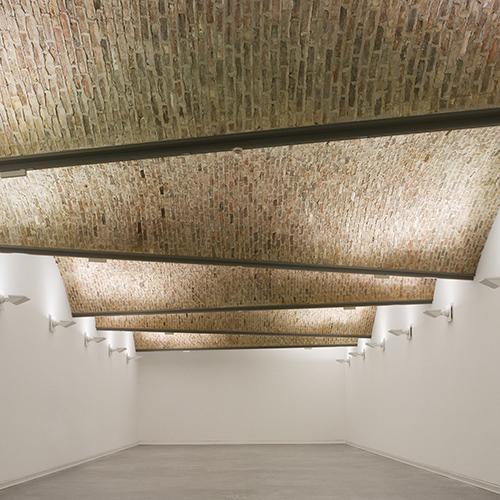 Il Museo d'Arte di Ravensburg in Germania è stato uno dei cinque finalisti del Mies van der Rohe 2015 (foto ©Roland Halbe)