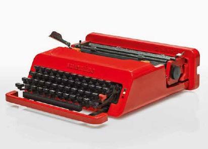 Valentina, macchina da scrivere