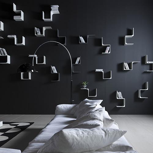 Organizzare le pareti quando l ordine creativo casa design - Organizzare le pulizie di casa quando si lavora ...