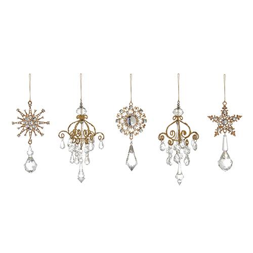 Da Coincasa decorazioni che imitano veri e propri gioielli (4,90 euro)