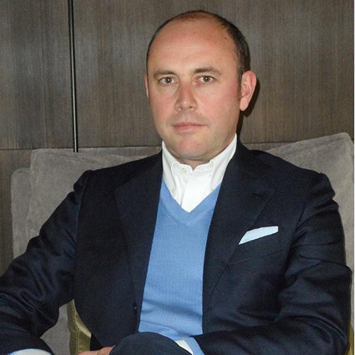 La famiglia Flexform è numerosa, con nove membri attivi in azienda: il presidente di Flexform Giancarlo Galimberti. In foto Giuliano Galimberti,  commerciale estero