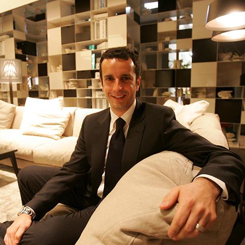 Matteo Galimberti è commerciale Italia