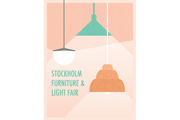 Dal 6 al 12 febbraio a Stoccolma si tiene Stockholm Furniture and Light Fair, la più grande fiera d'arredamento e illuminazione della Scandinavia