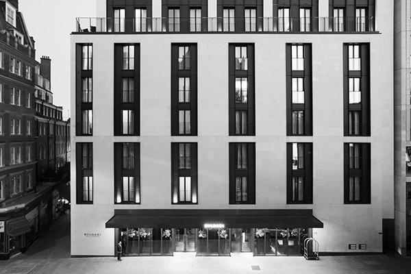 Il Bulgari Hotel di  Londra progettato da Antonio Citterio Patricia Viel and Partners (foto Leo Torri)